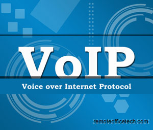 Graphic for Voicer over Internet Protocol